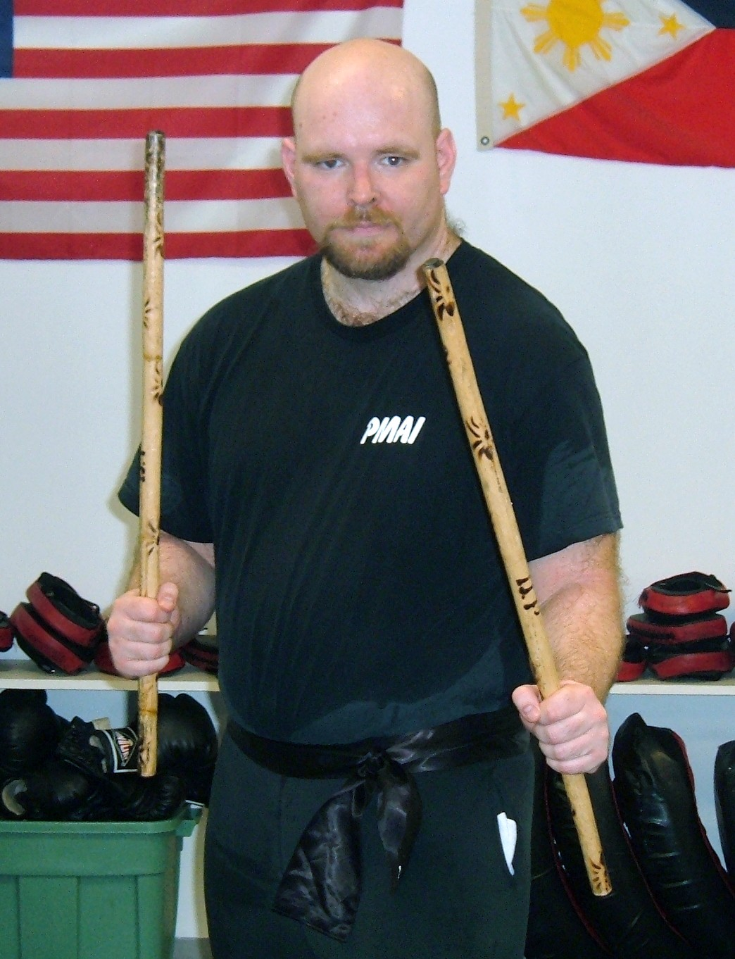Gary Lewis Philippine Martial Arts Institute