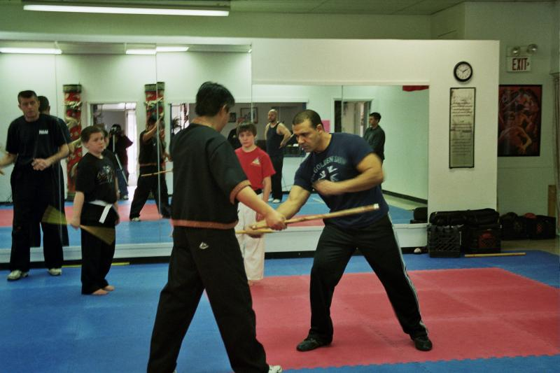 Philippine Martial Arts Institute-Weapons Workshop March 2011